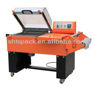 hand operated shrink wrapping machine