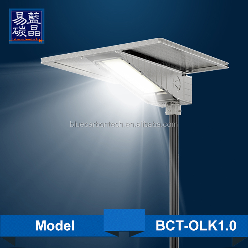 Safe New Style Portable Solar Led Street Light 25 W