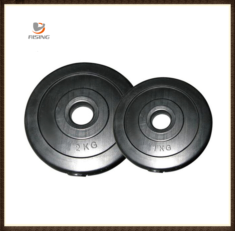Cement Dumbbell Plate/color Cement weight Plates