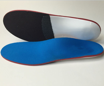 3/4 new massage point orthotic for flat foot eva shoes Insole