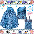 Fashionable Camouflage Raincoat Raincoats