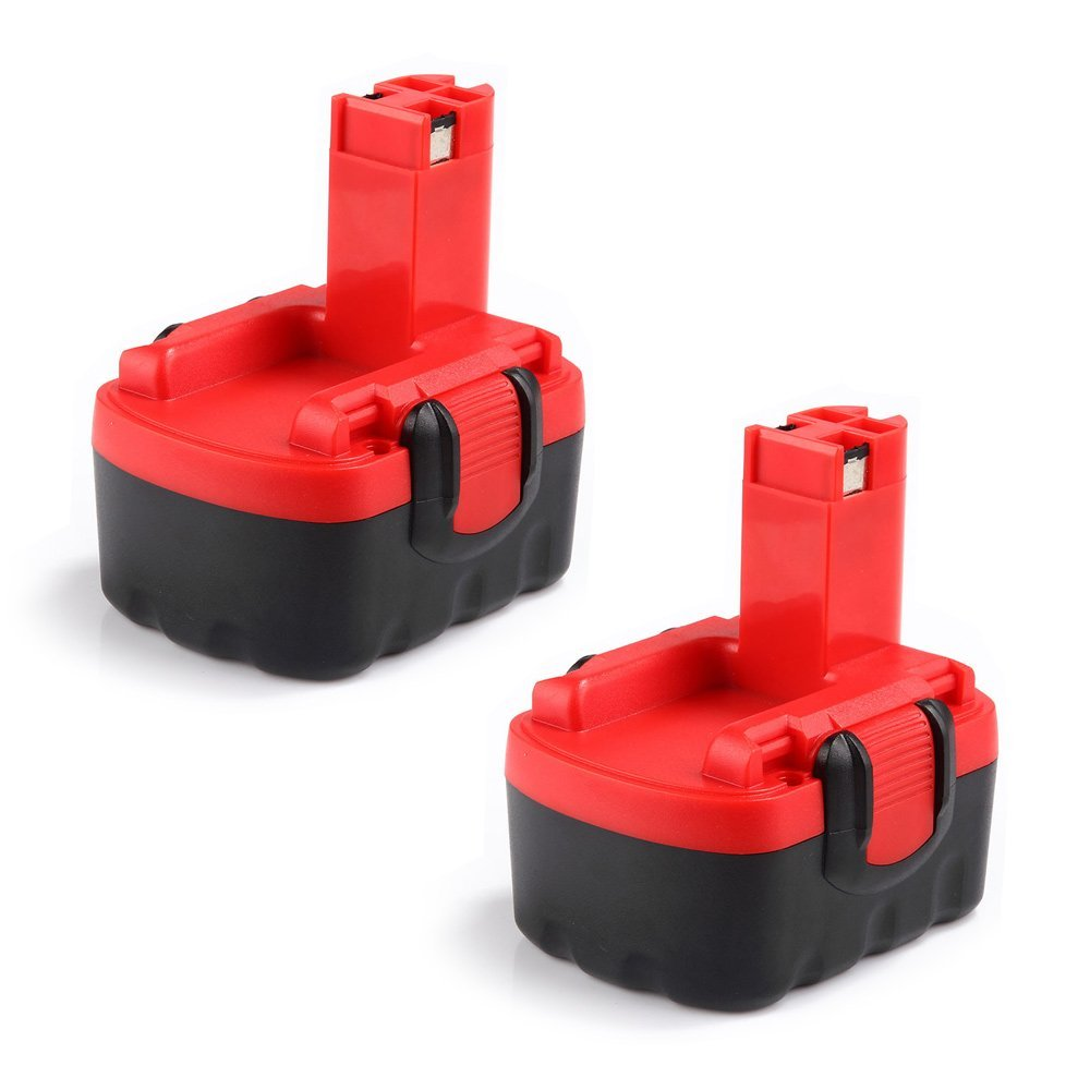 14.4V Battery Replacement - Compatible with 32614, BAT040, 33614, BAT140, PSR 14.4VE-2, GSR 14.4V, GDS 14.4 V, GDR 14.4 V accu
