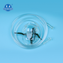 Chinese supplier plastic medical nebulizer oxygen mask personal masks pediatric