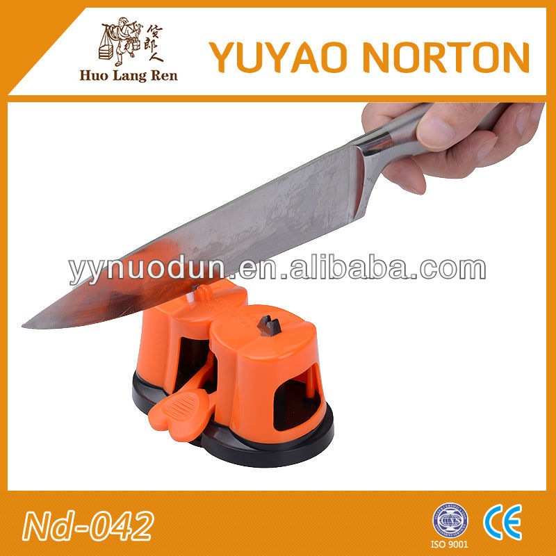 fashional Two hearts shaped as seen on TV knife sharpener