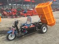 China 3 Wheel Cargo Motorcycle With Open Cabin Tricycle For Sale