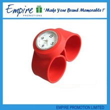 Red promotion custom wearable long lasting durable digital finger watch ring