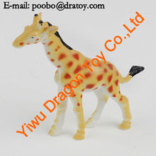 3D Plastic figure toy for kids