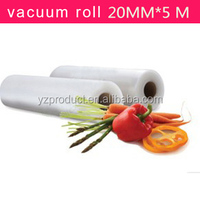 "Two Rolls - (1) 11"" X 50' and (1) 8"" X 50' Roll Commercial Vacuum Sealer Bags Food Storage"