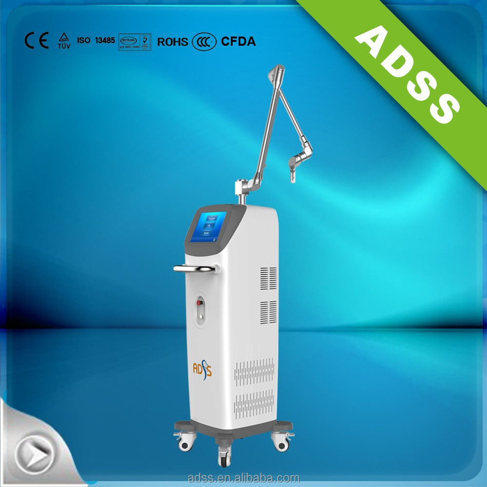 vaginal laser with USA RF metal tube