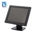 High contrast 12 inch VGA full viewing angle touch monitor