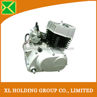 AX100 motorcycle engine
