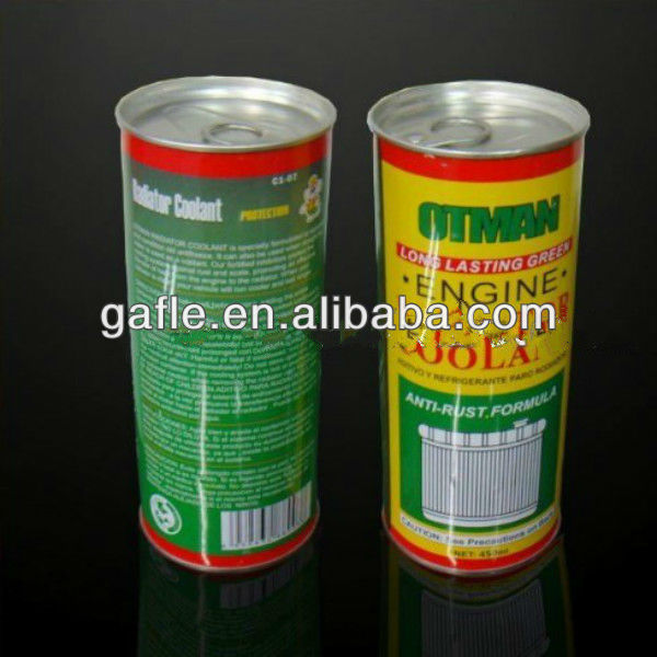 500ml anti-corrosion powerful radiator coolant