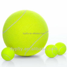 "big size inflatable jumbo tennis ball 9.5"" for sale"