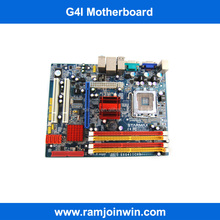 Brand new g41 motherboard lga771 ddr3 manufacturer in China
