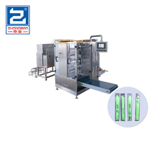 Fully automatic tomato paste packing machine for peanut oil cough syrup Shampoo