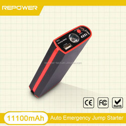 Repower T203 mini car Jump Starter 12V car booster battery ignition starter