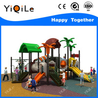 Commercial outdoor playground playsets curved slide playground slides outdoor dog play equipment