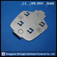 Dongguan factory SGS report precision stainless steel hardware
