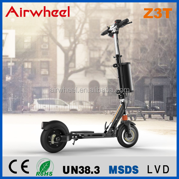 electric portable scooter airwheel Z3 electric bike with Li-on battery