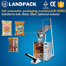 China manufacture date rice peanut chips sunflower seeds packaging machine