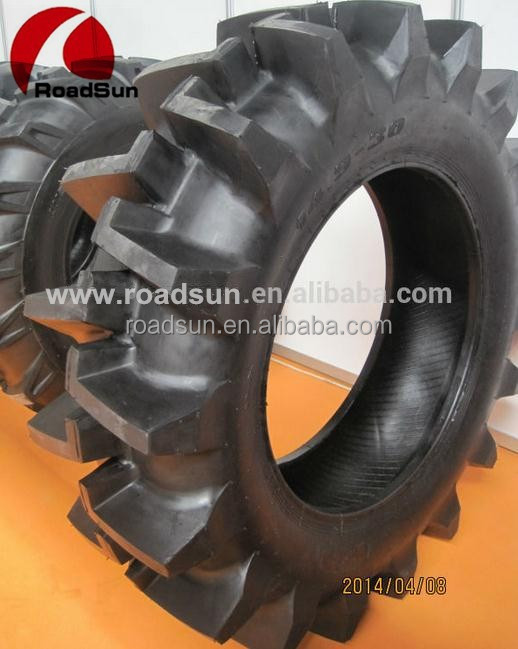 R2 rice paddy tractor tire 7.5-16 750-16 China bias paddy field tires manufacturer