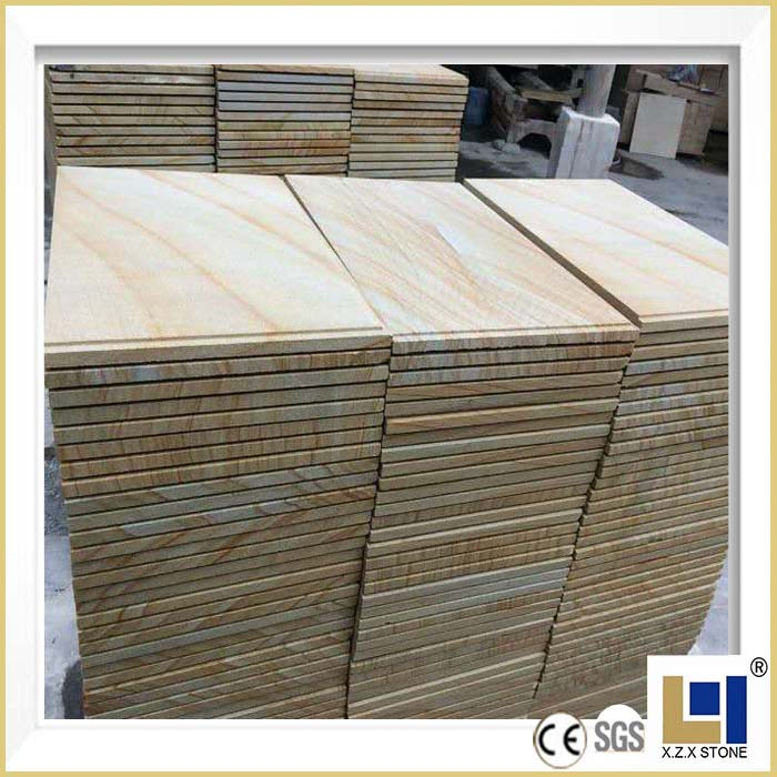 yellow sandstone importer for europe market