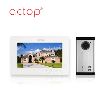 High Quality Home Intercom System Wired for Smart Home