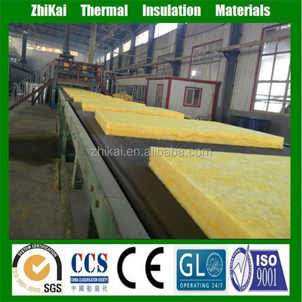 Building Materials Acoustic Glass Wool Insulation, Fiberglass wool price