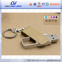 Bulk 1gb 2gb 4gb 8gb cheap usb flash drive with customized logo printing