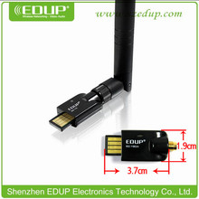 Mini Usb Wifi 150mbps Wireless Adapter 802.11 b/g/n Wi-Fi Dongle High Gain Ralink wireless Antenna for computer EP-MS150N
