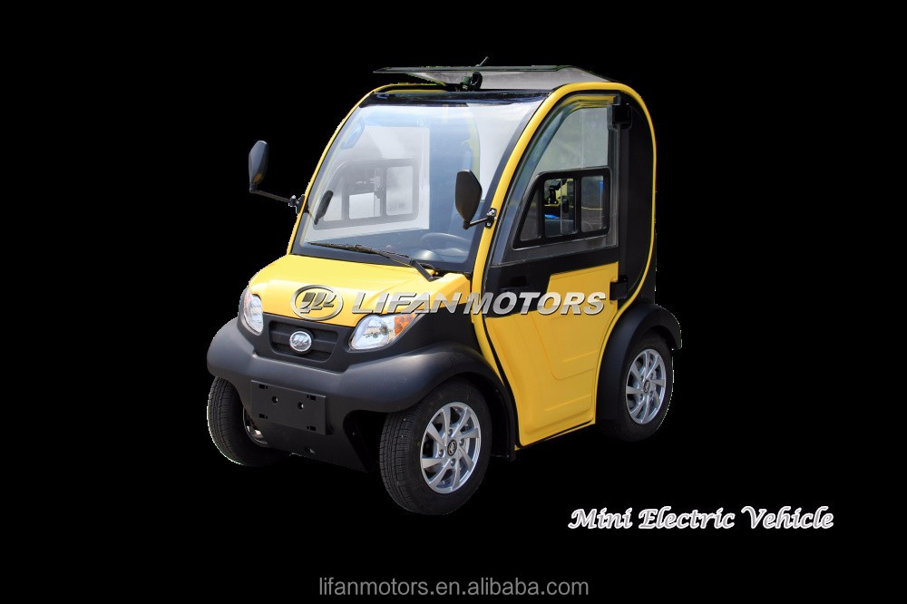 China Small Electric Vehicles