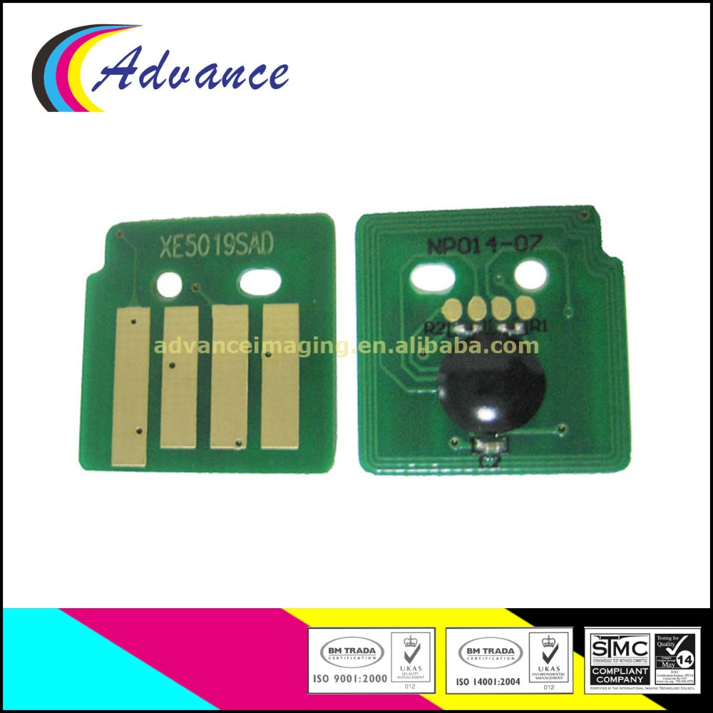 Compatible for Xerox WorkCentre WC 7525 7530 7535 7545 7556 7830 toner reset chip