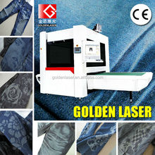 Denim Laser Engraver for Jeans Washing Laundries