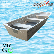 2.0mm thickness aluminum jon boat