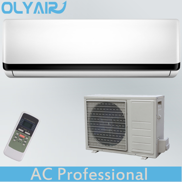 Olyair dc inverter air conditioner, wall split air conditioner
