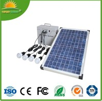 30w 18V off-grid cheap wholesale prices for small solar solar lighting energy home power system