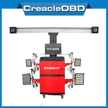 3D Wheel Alignment Wheel Aligner 3D KT300 Wheel clamp