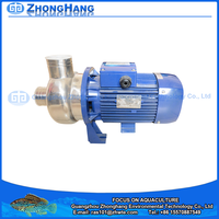 2016 new low price water pump