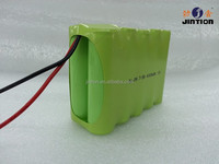 Ni-Mh 7/5A 4000mAh 12v Rechargeable battery pack