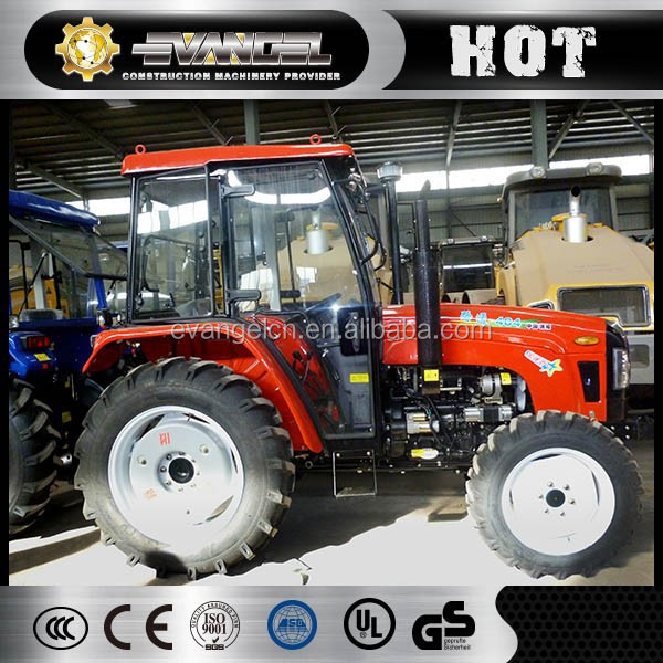 Best seller Lutong tractor 604 60 HP the mini tractor truck cheap price for sale