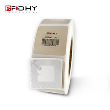 Free Sample 13.56Mhz RFID Sticker Tag Custom Passive RFID Tag Price for Library