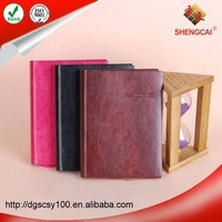 High Quality Soft Cover A5 Notebook