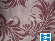 latest curtain design 2012 100%polyester jacquard blackout curtains fabric