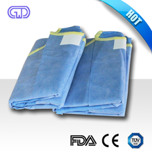 Free sample! CE sterile disposable surgical gown