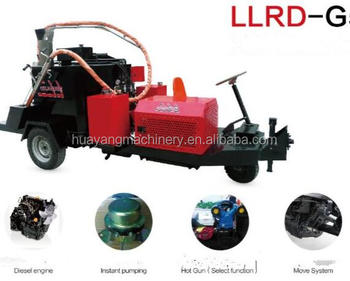 road maintenance construction machine Road damage airport crack treatment equipments airport equipments highway crack filling
