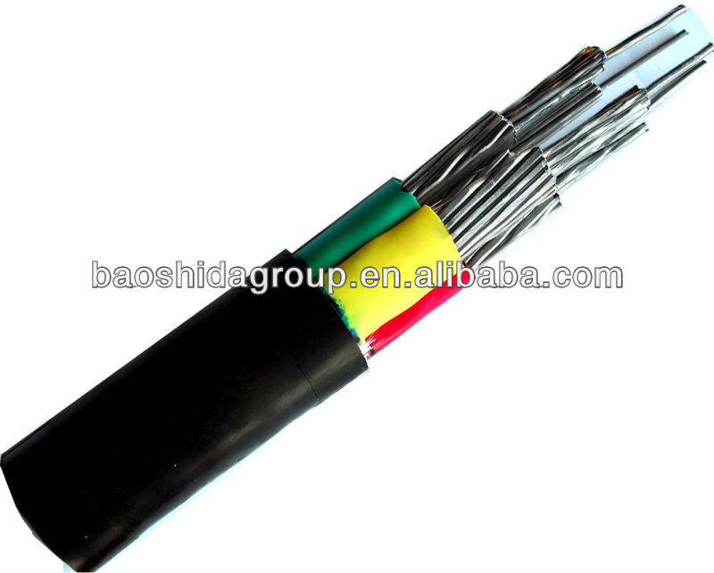 Copper Conductor EPR insulated CSP sheathed marine control cable
