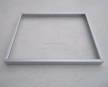 OEM aluminium fabricated products aluminium ceiling light frame television screen frame deep processing aluminium products