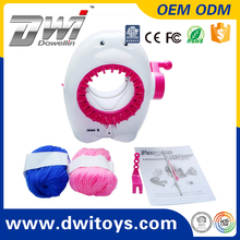 DWI 833 DIY Weaver Machine Children Knitting Machine with Cheap Price Toys