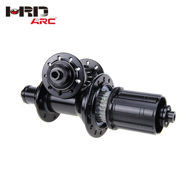 RT-010FA/002RA 24h <strong>J</strong> bend aluminum alloy ratchet 36T customized CNC Hub for Road Bike