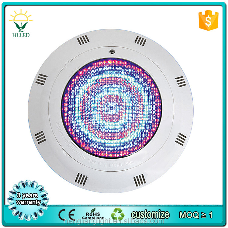 12v Fountain Swimming Pool Lamp Led Underwater Light 18W